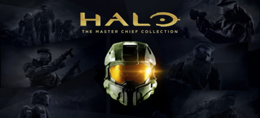 Games Halo The Haster Chief Collection