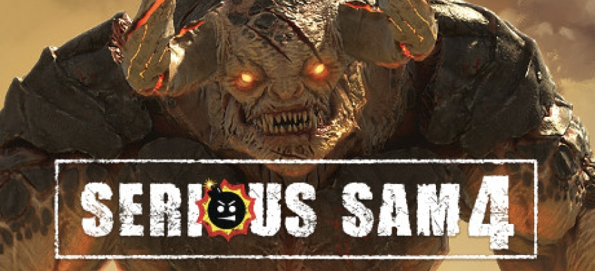 Games Serious Sam 4