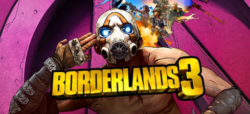Games Borderlands  3